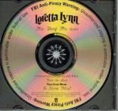 Van Lear Rose cd single Miss Being Mrs 2004
