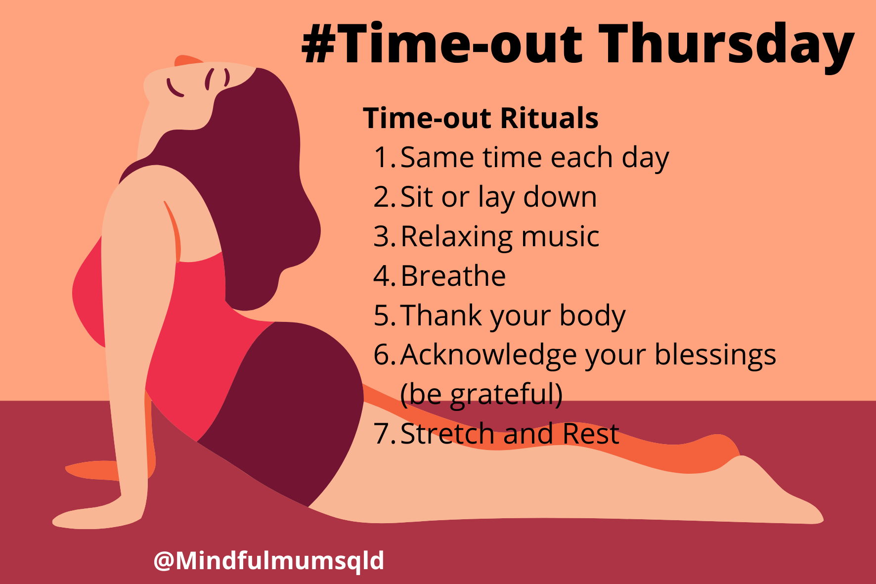 Time out Rituals