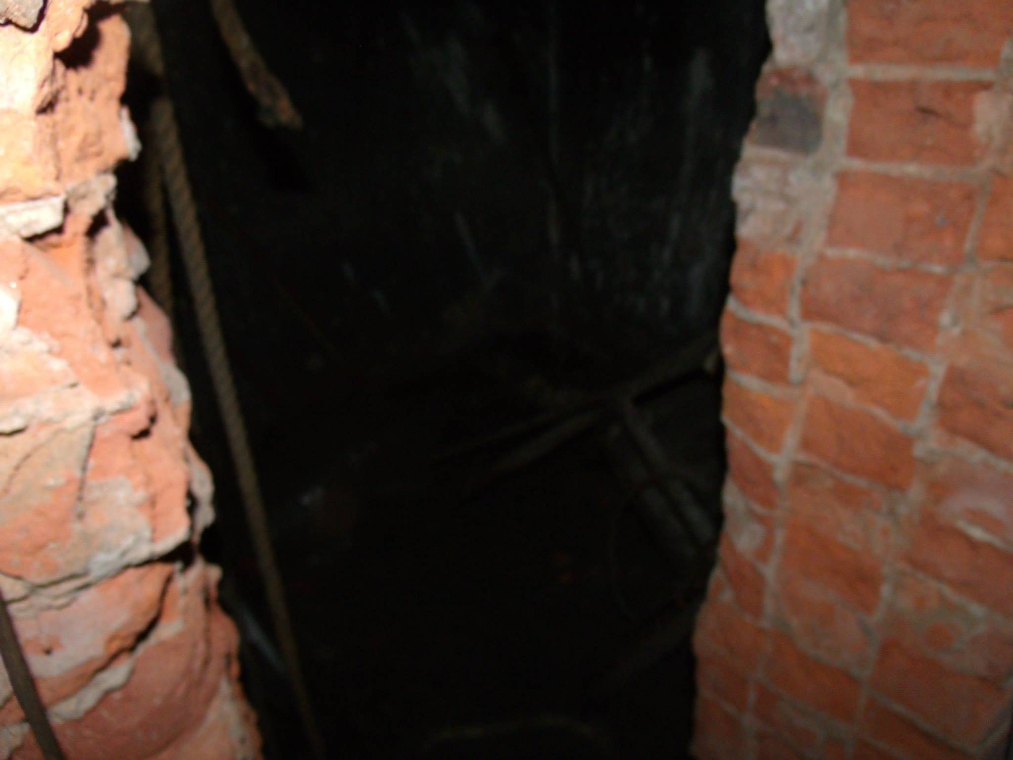 Cistern in the Basement - SK Pierce Mansion