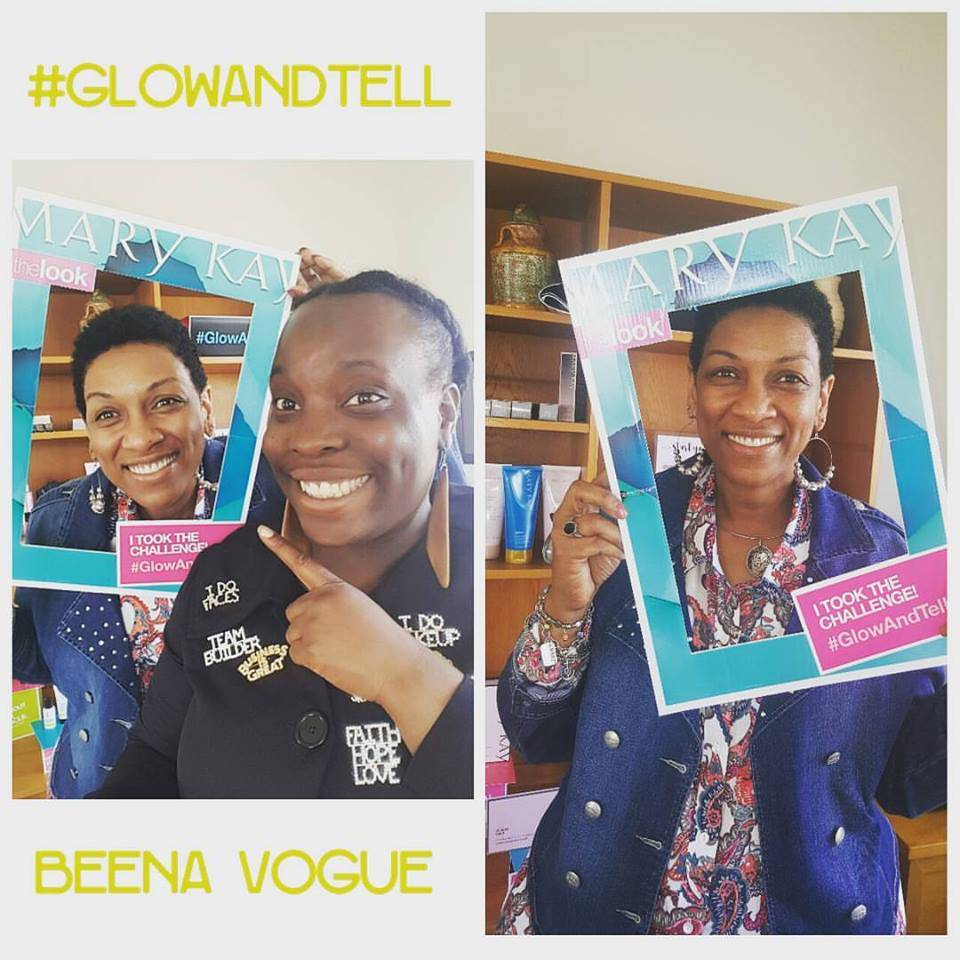 Glow and Tell the World