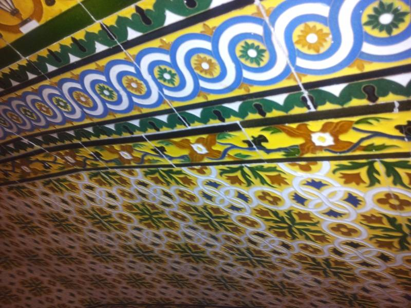 Azulejos / tiling