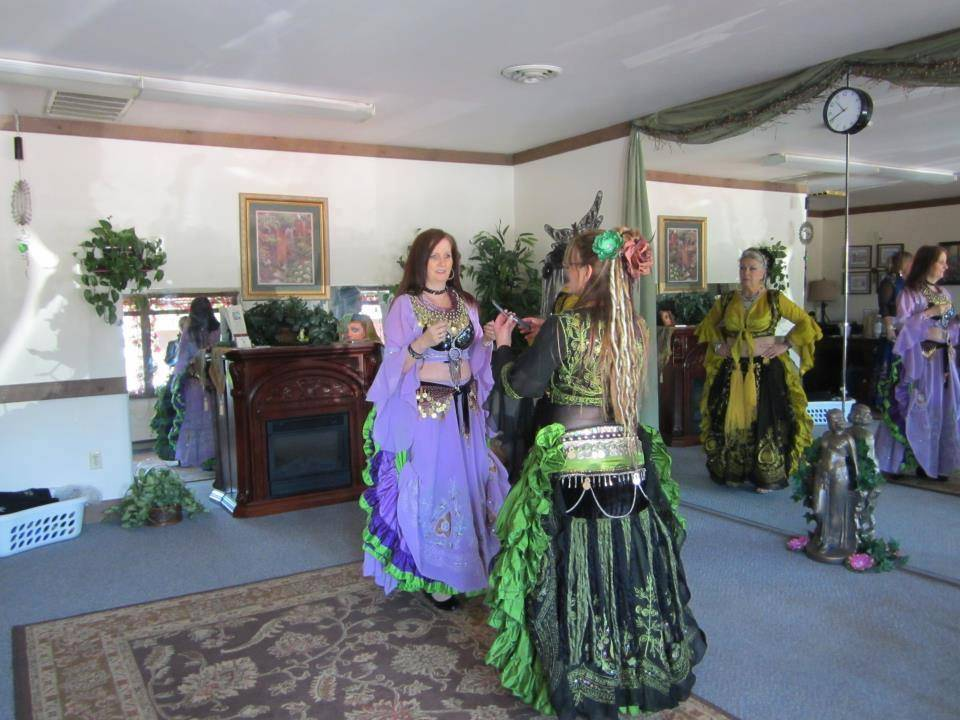 Dragon Fly Belly Dancers