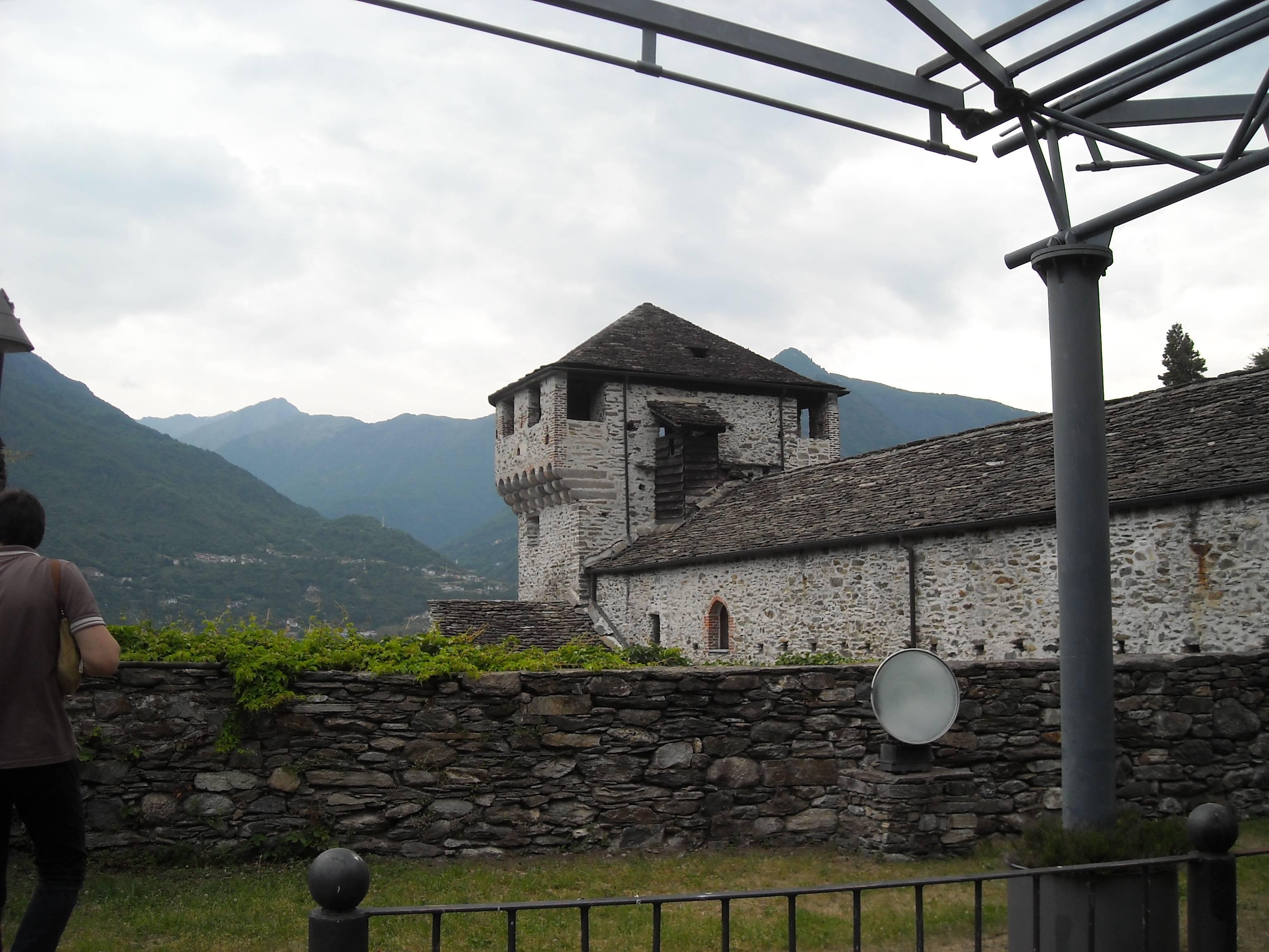 Castello di Vogogna/Vogogna castle