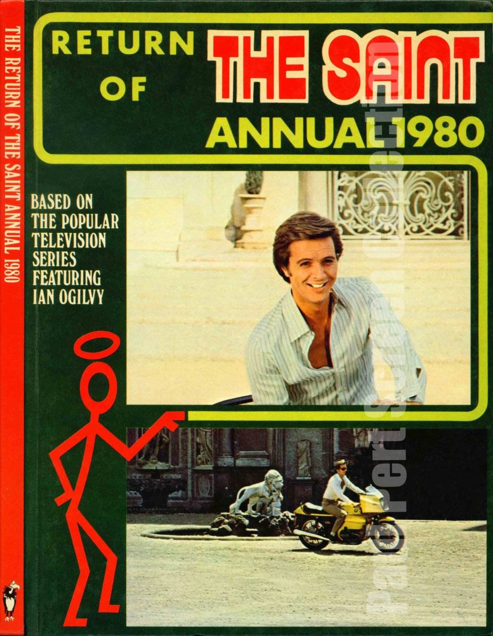The Return of the Saint - Annual 1980