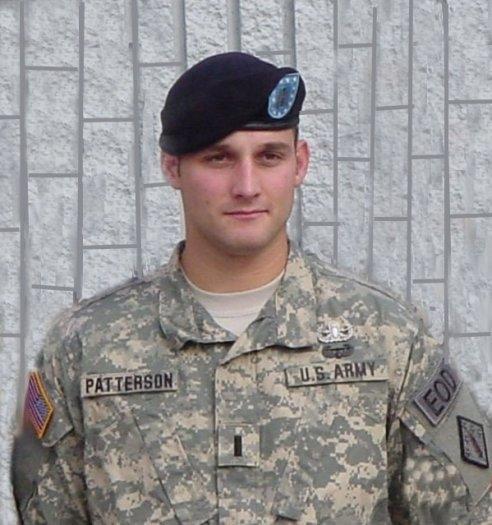 Cory Patterson