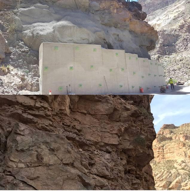 HMD Keystone Wall System
