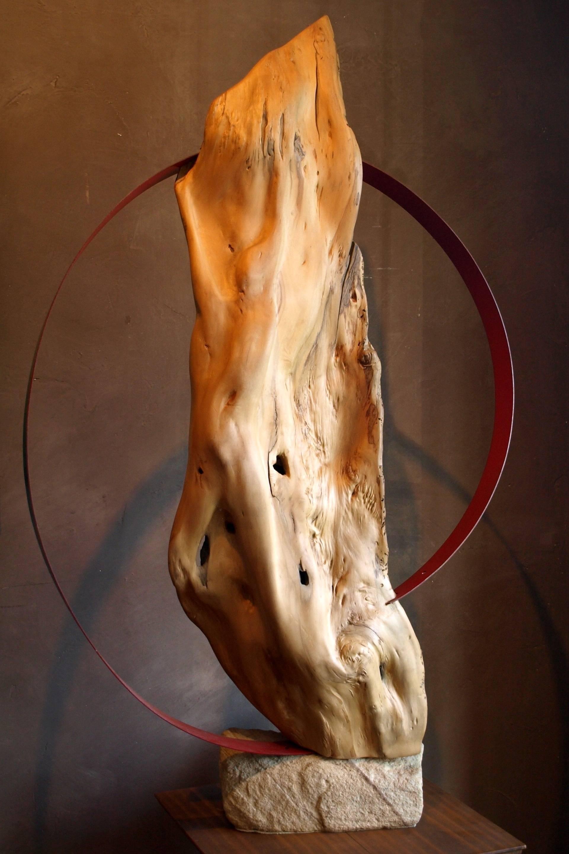 EMERGING SPIRIT    timber