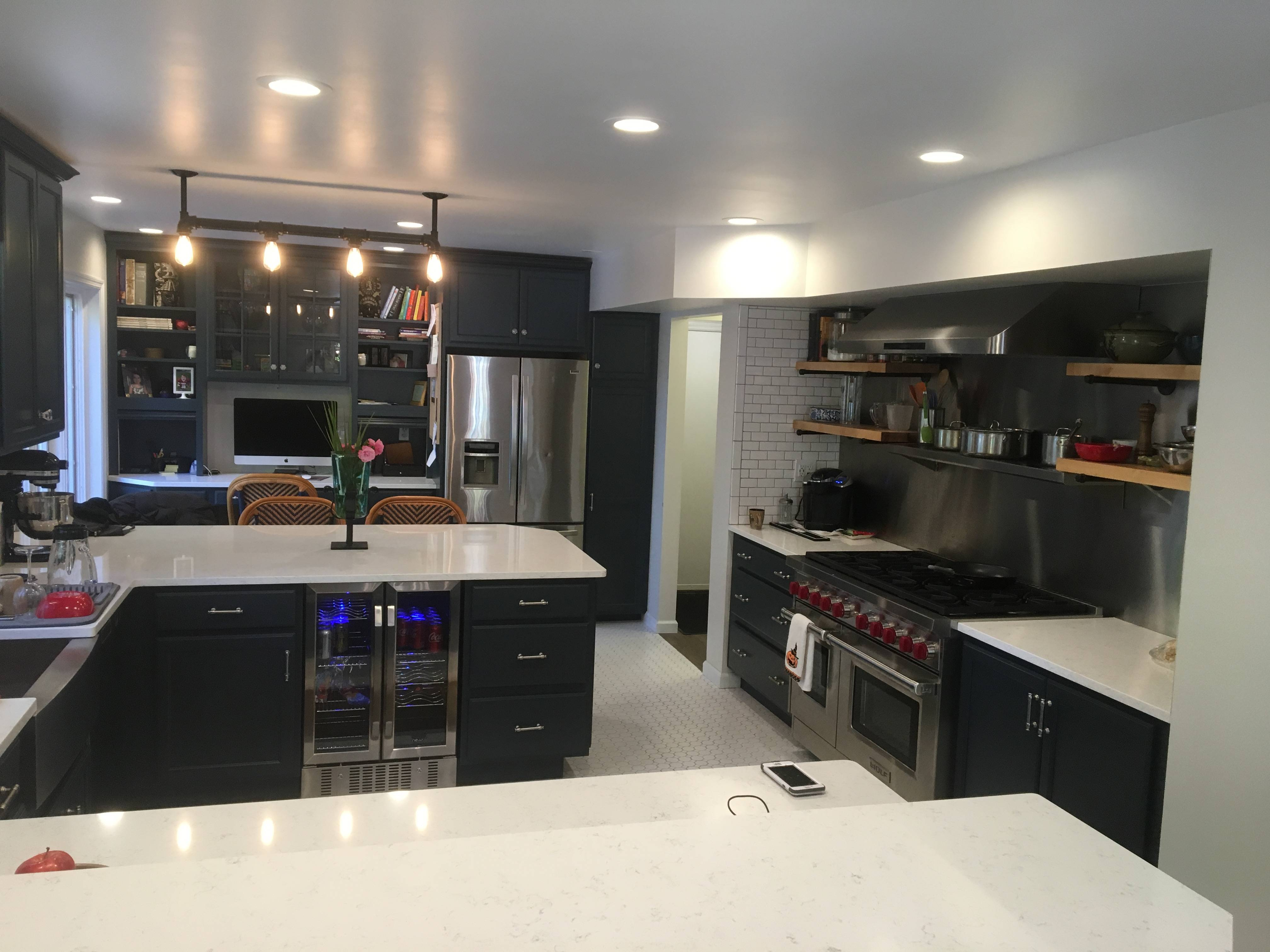 Professional Chef's kitchen