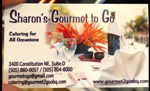 Sharon's Gourmet to Go