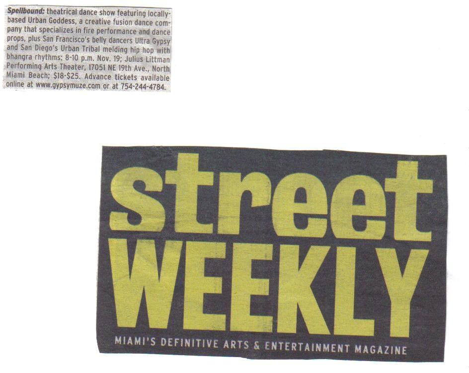 Street Weekly