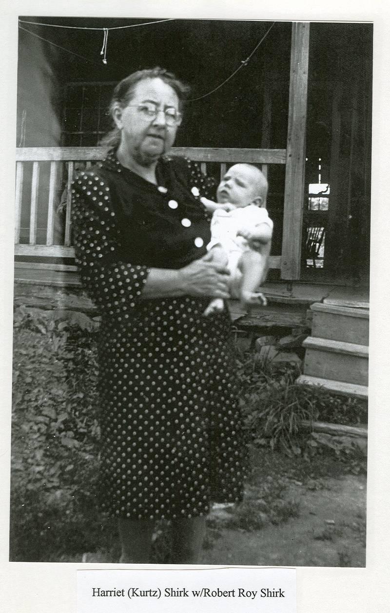 Harriet and Robert Shirk
