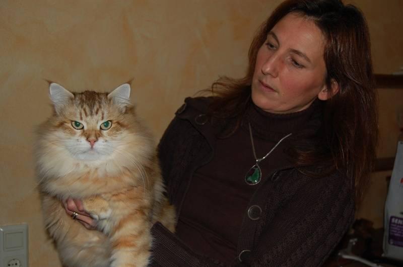 Cristina og mammaen til Enzo...