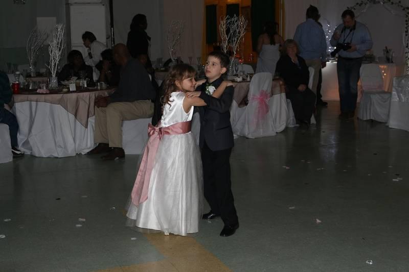 Wedding and Reception, Covington, TN