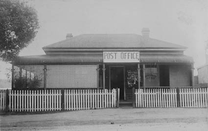 Batemans Bay Post Office, 1921