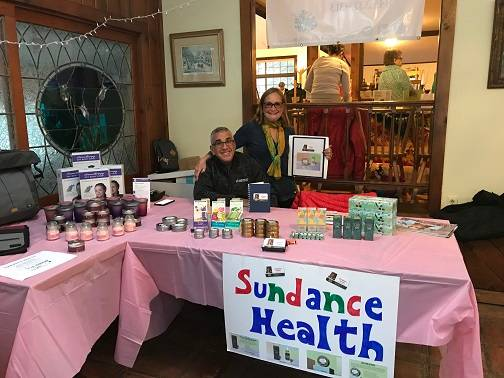 Sundance Health Products!