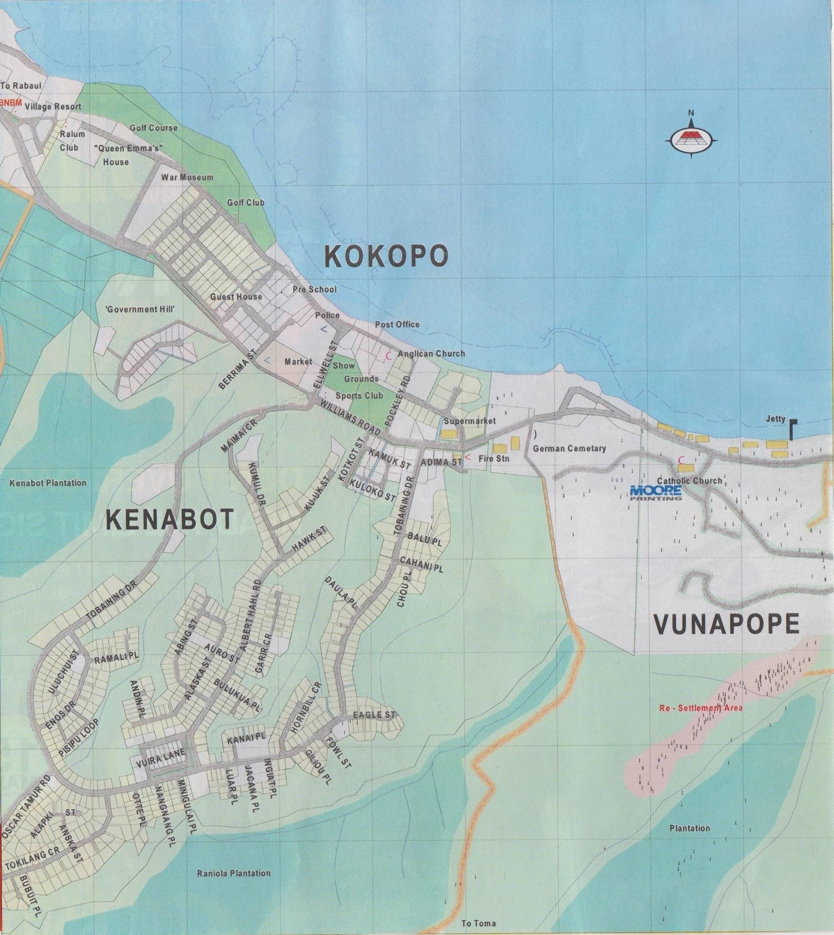 Kokopo, East New Britain Province, Portion 601, Kokopo, East New Britain, 611, Papua New Guinea