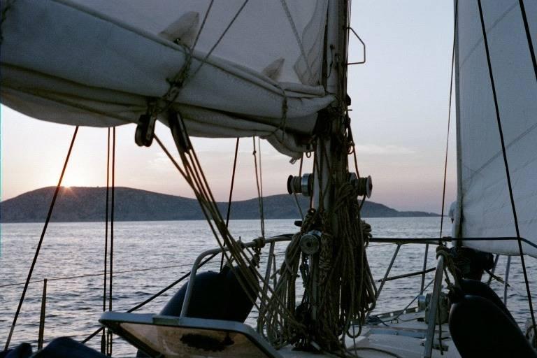 heading to the anchorage, Marathi