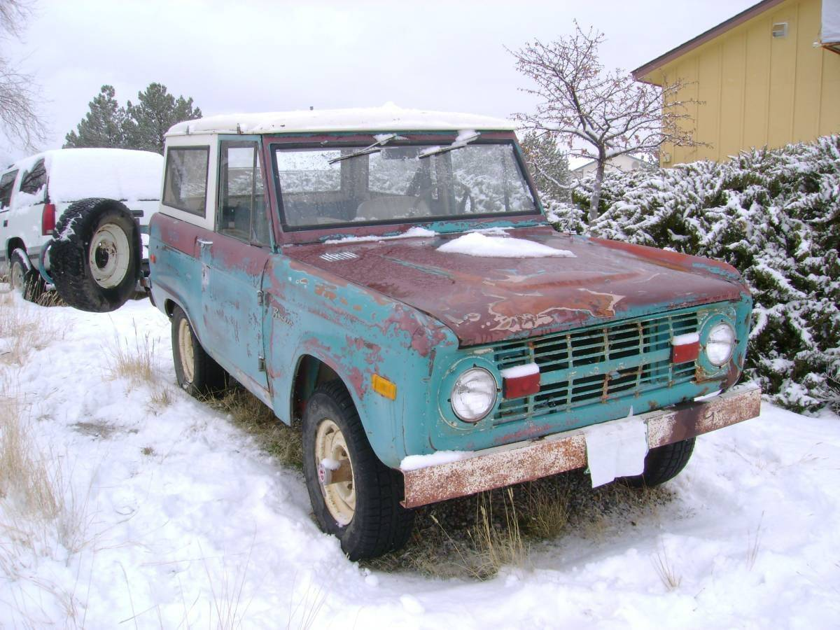 14.72 FORD BRONCO