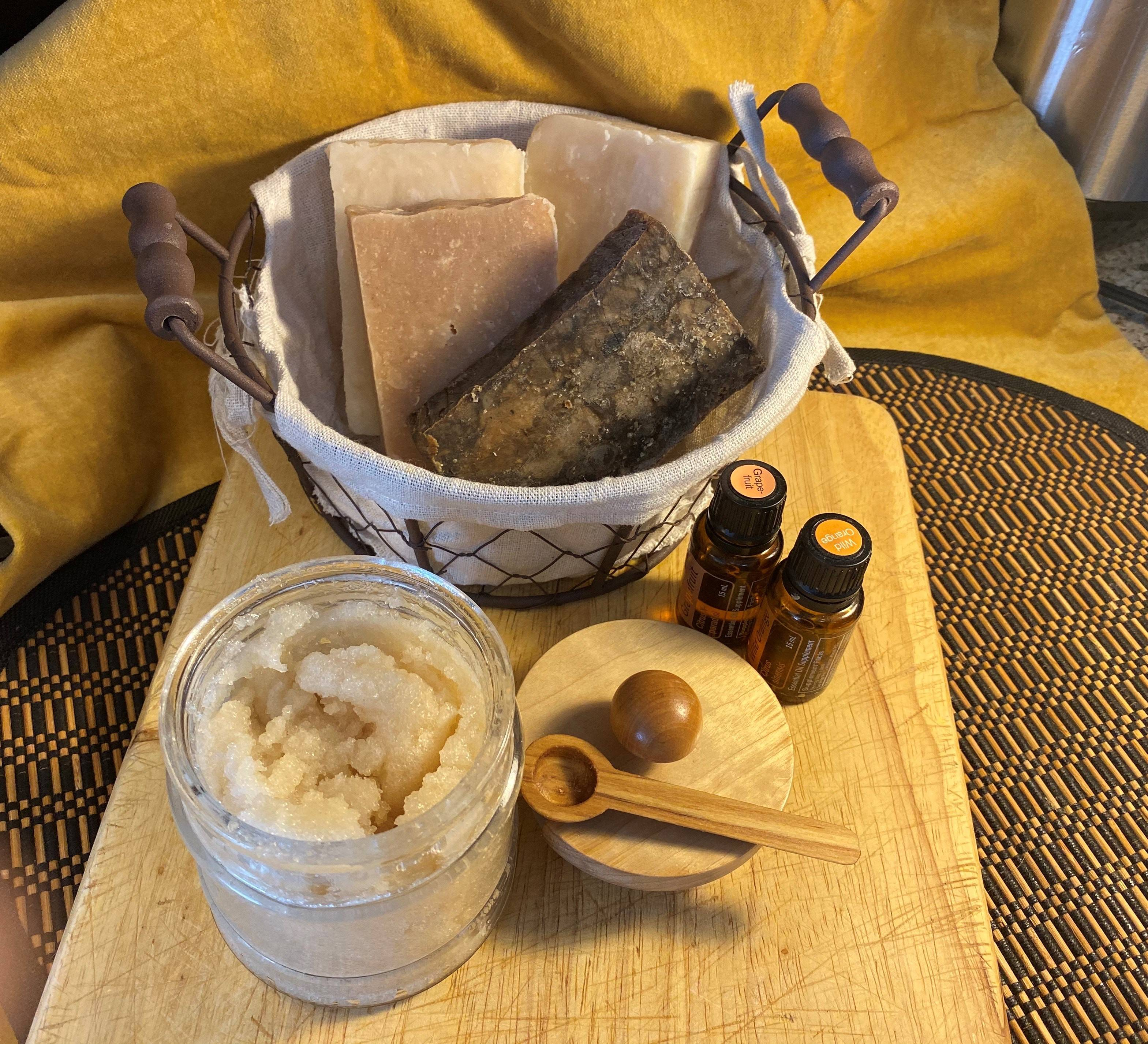 Natural BodySoaps and Scrubs