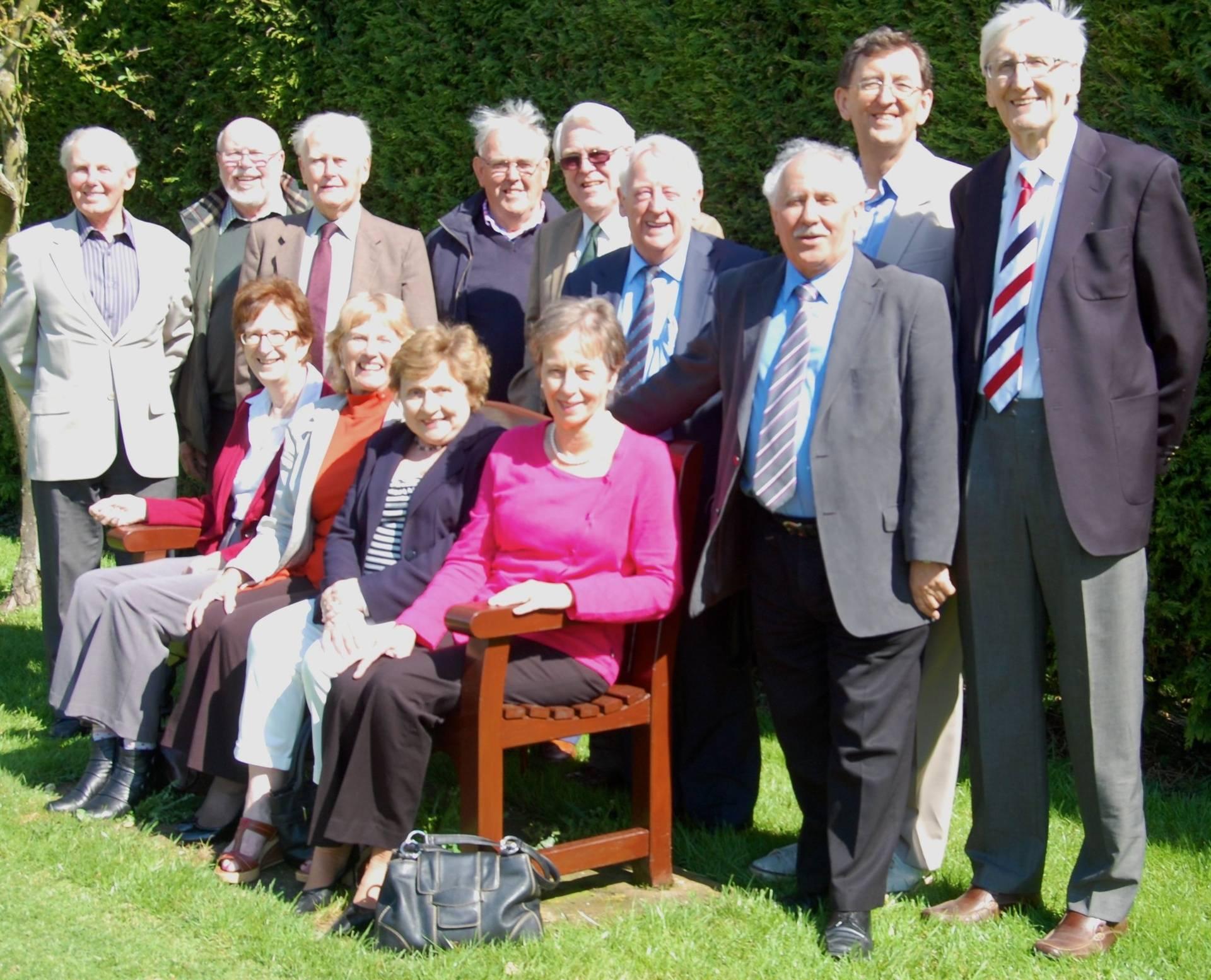 Cambridge Group 2013
