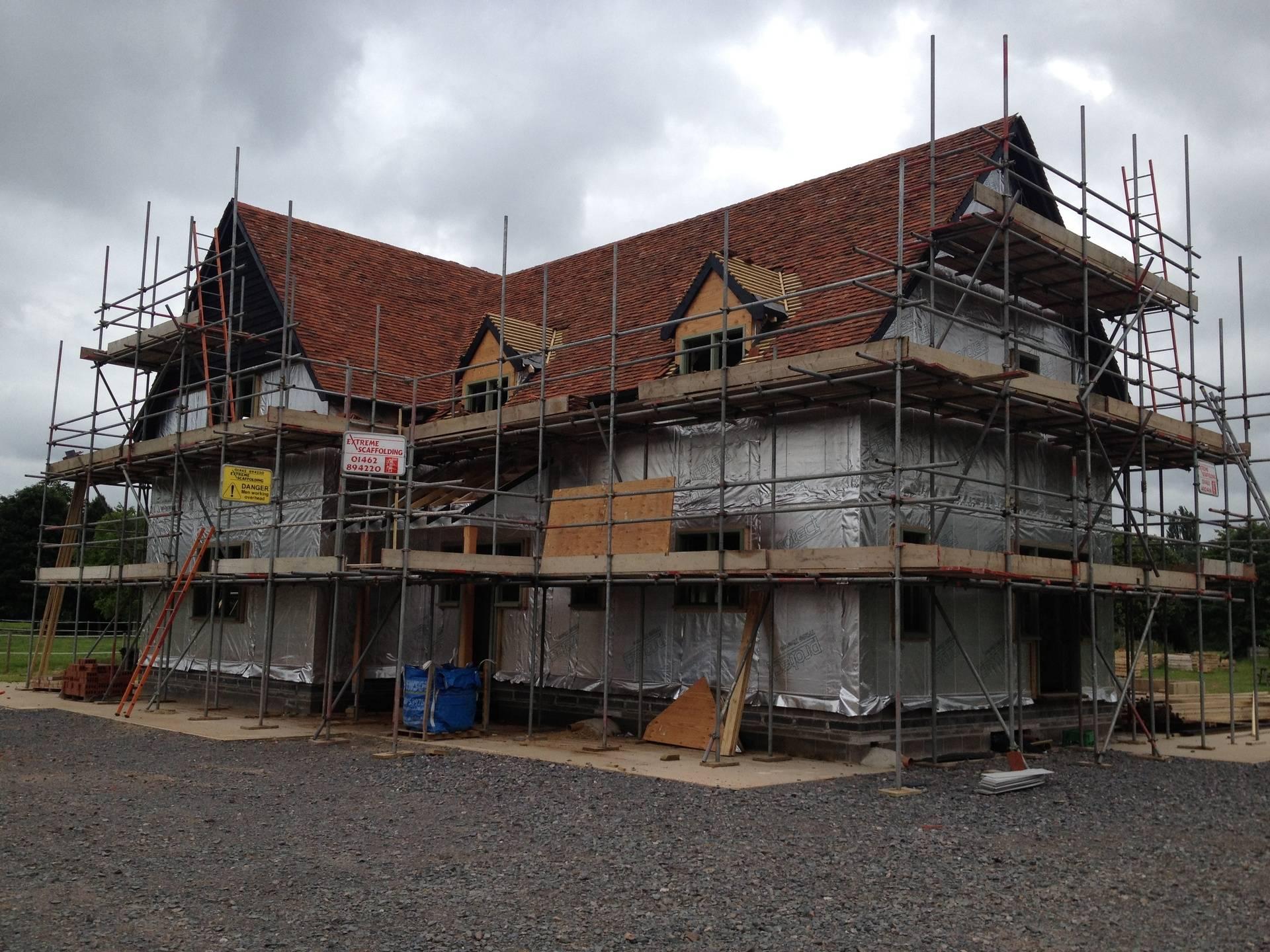 Potton Timber Home in Blunham, Beds