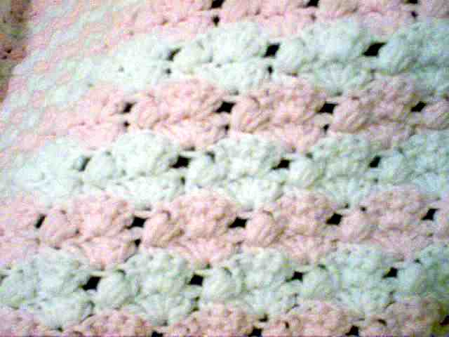 Peppermint Puff - Pink/White - View 3