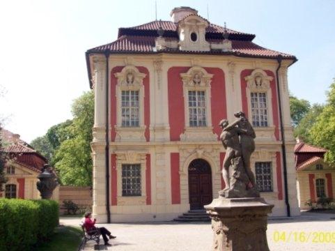 The Dvorak Museum