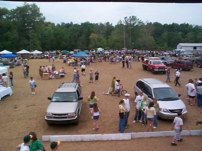 events at the Polo Feild