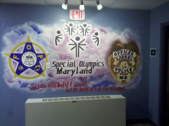 Special Tribute to Special Olympics