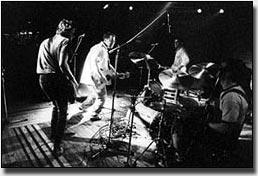 The Hangdogs, 1998, Rimini, Italy