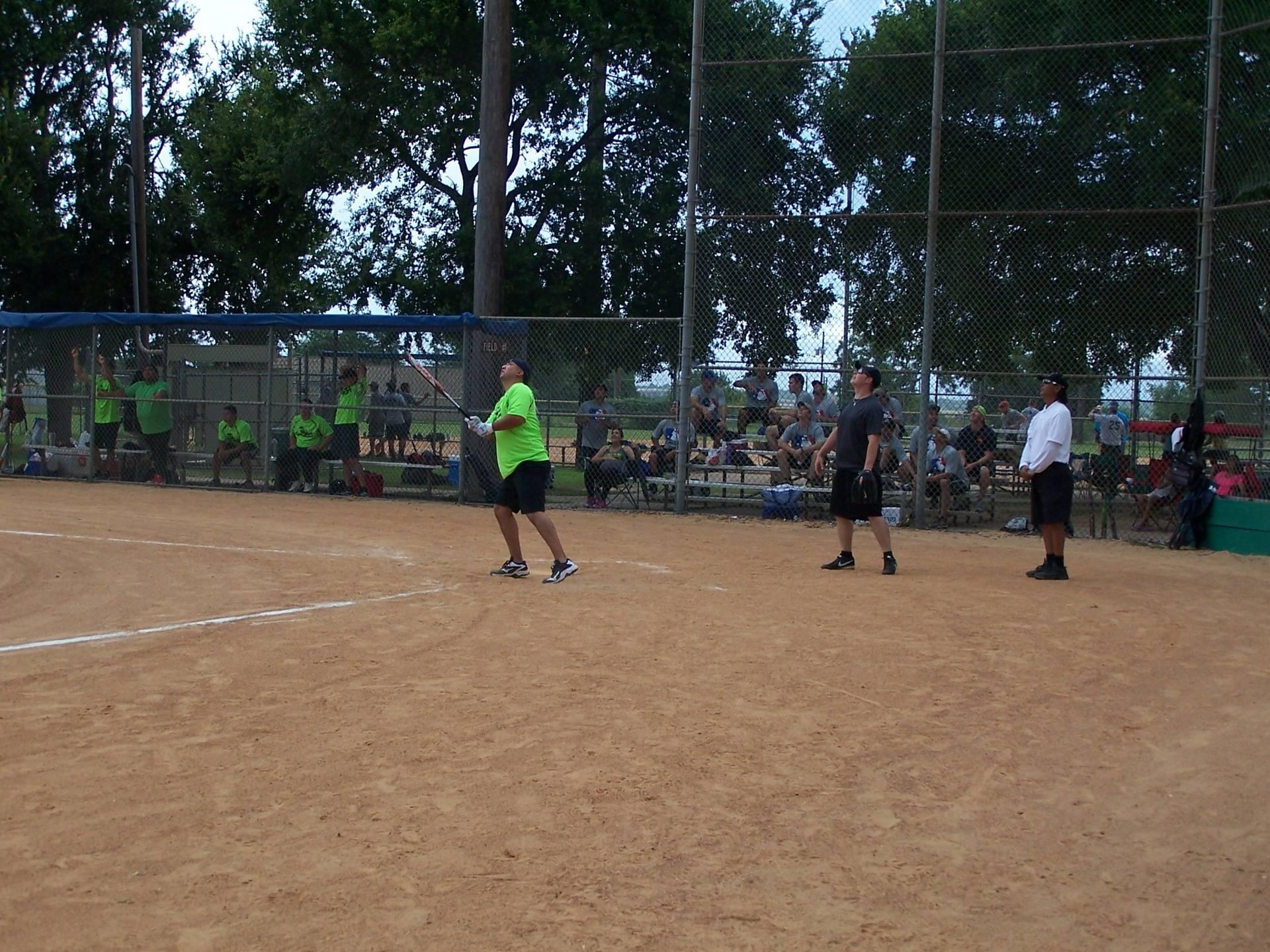 Bexar County ESD up to bat