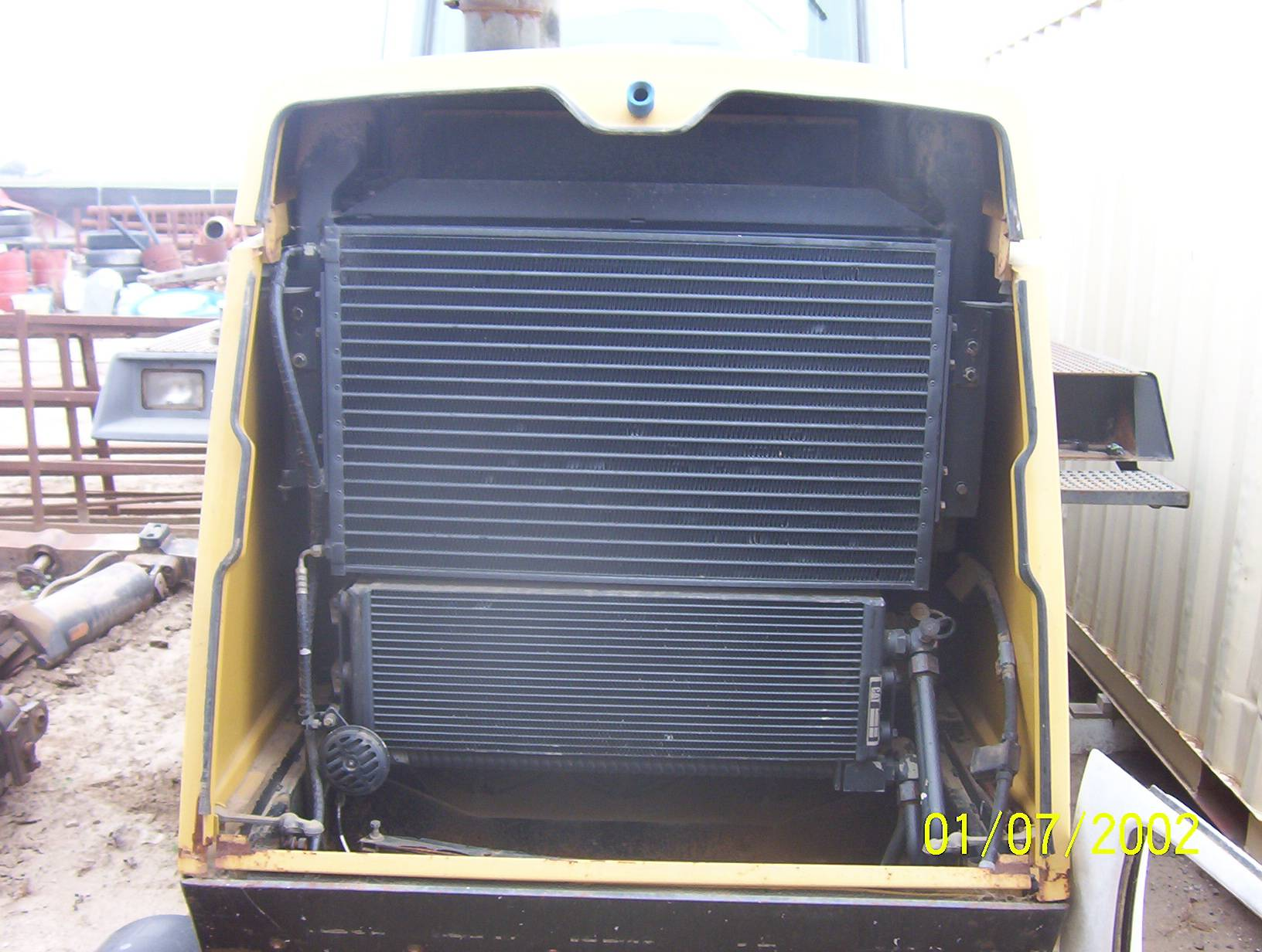 75A Hyd. Coolers and Evaporator