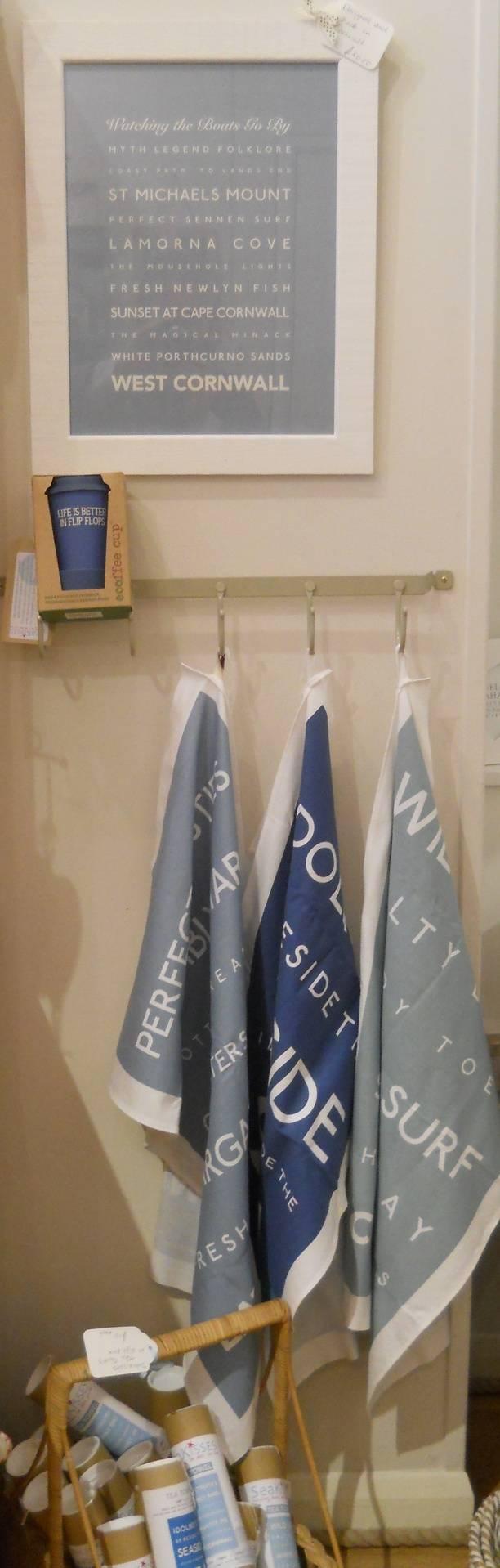 Seakisses Tea Towels