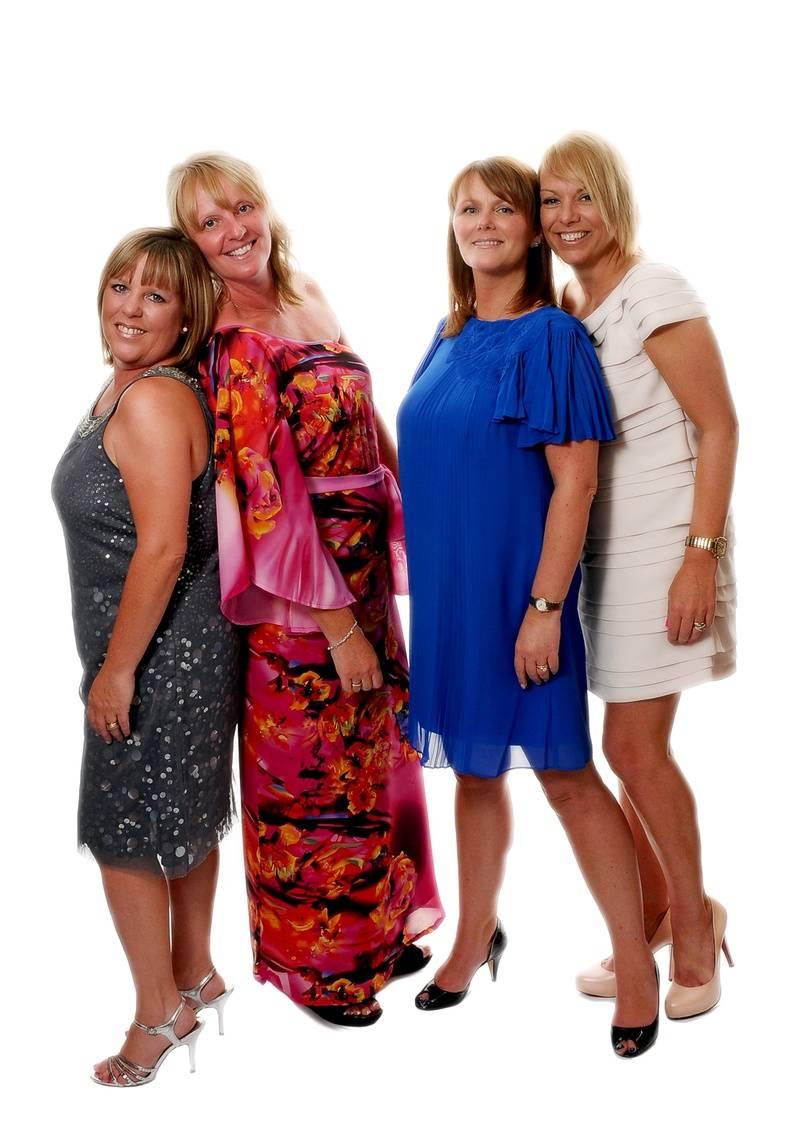 Charity Ball Ladies #1