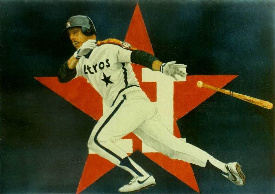 Glenn Davis, Houston Astros