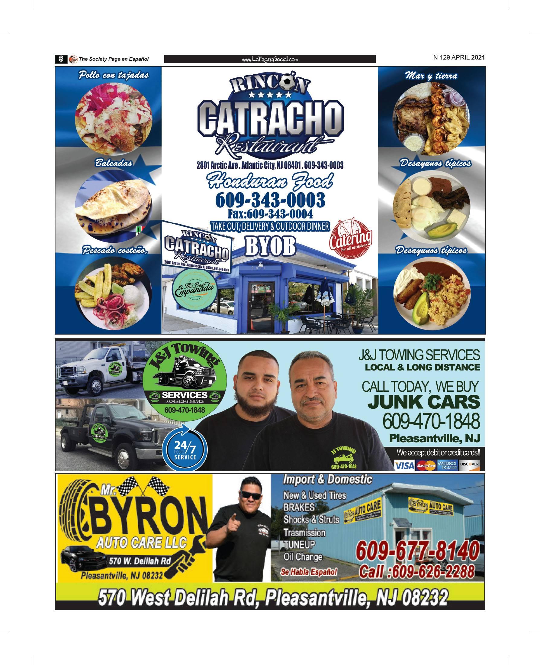 #RinconCatracho #J&JTowing #MrByronAutoCare