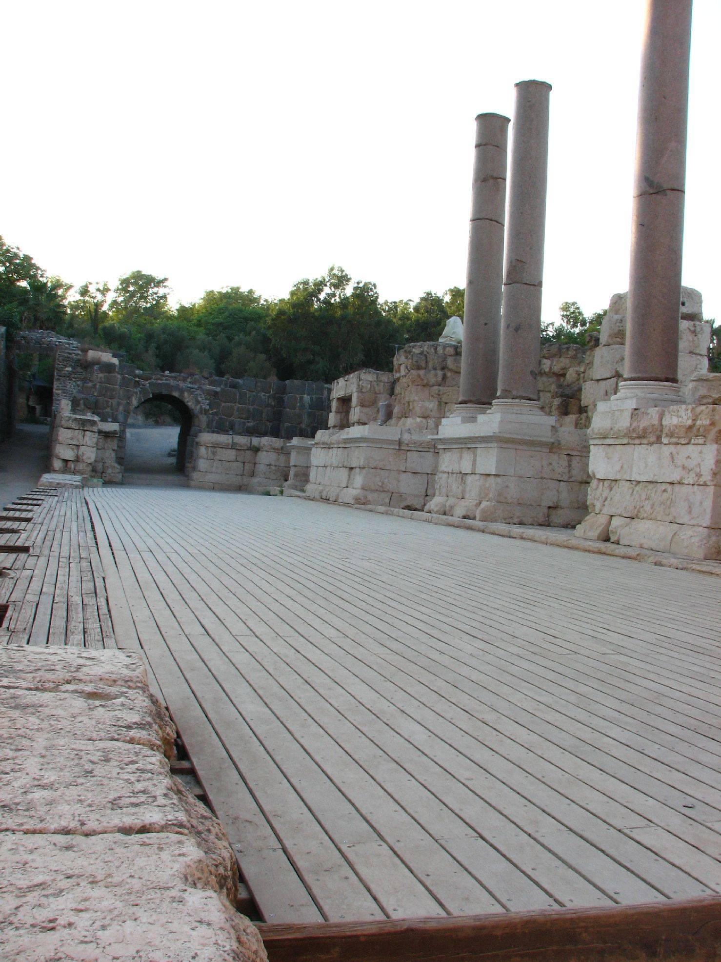 Amphitheater Stage