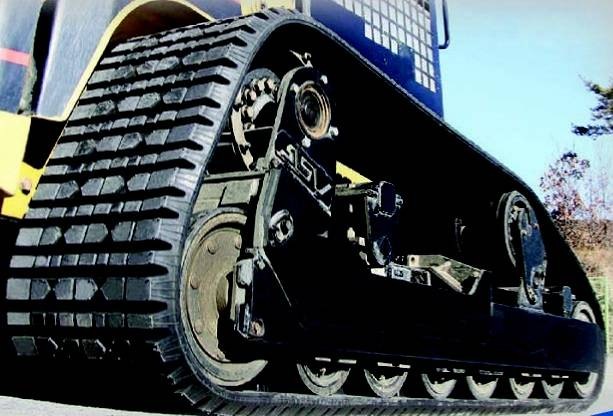 ASV Rubber Tracks and Parts