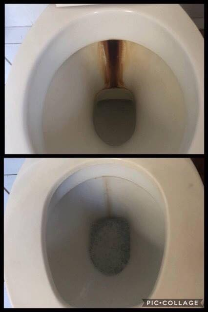 Toilet Clean