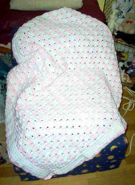 Peppermint Puff - Pink/White - View 2