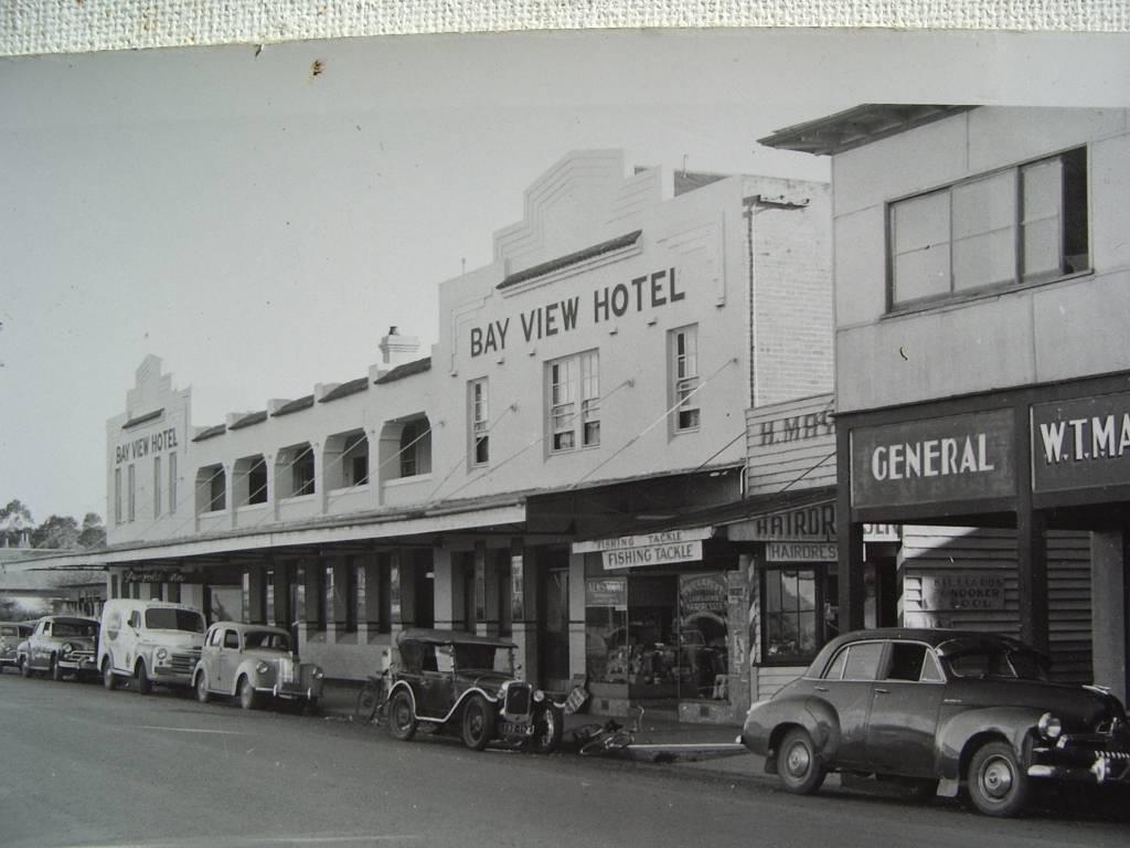 Bayview Hotel, Orient Street