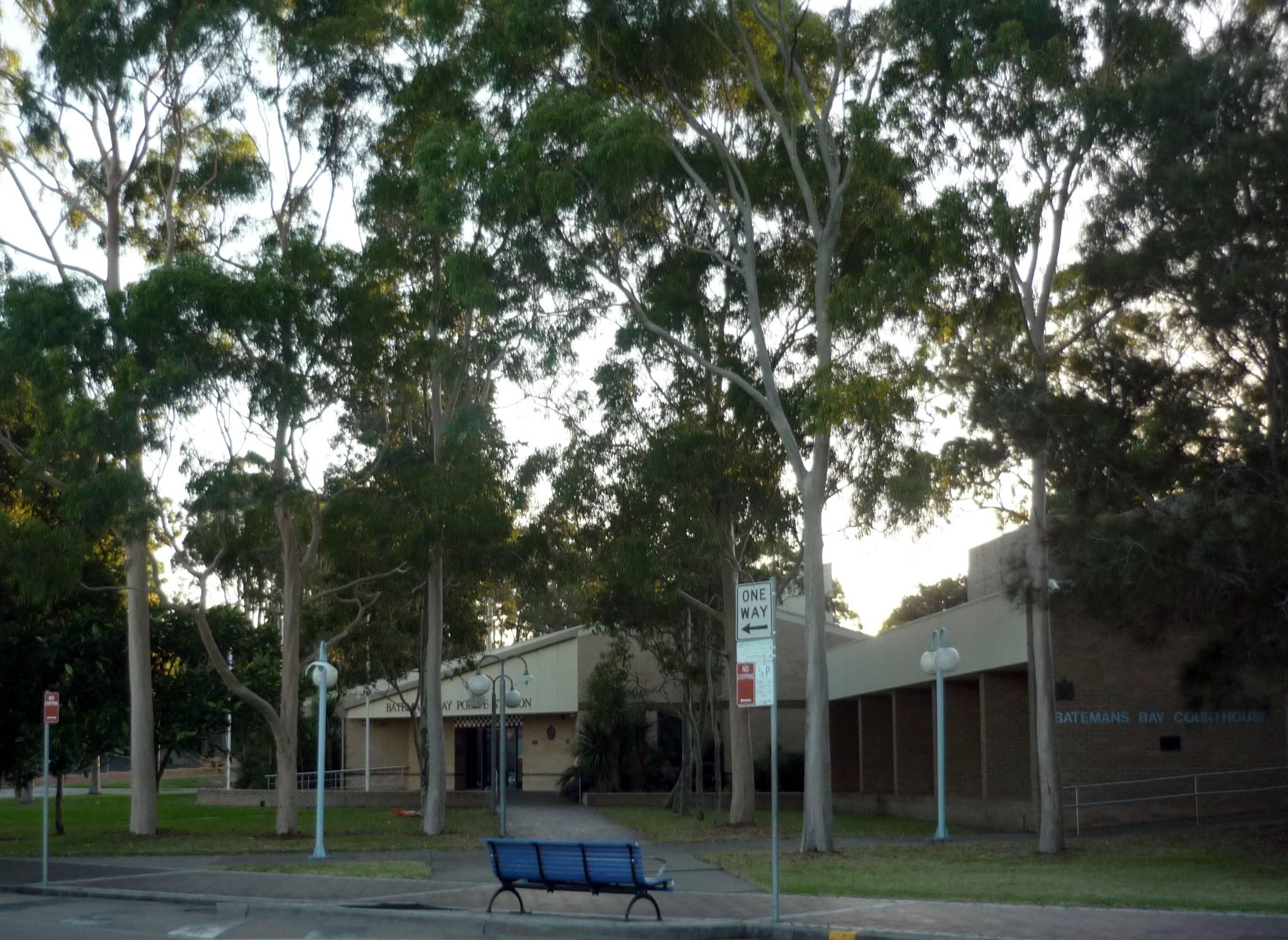 Batemans Bay Police Station