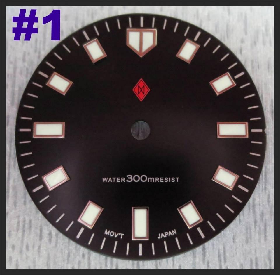 #1 CLASSIC NO-DATE DIAL C1