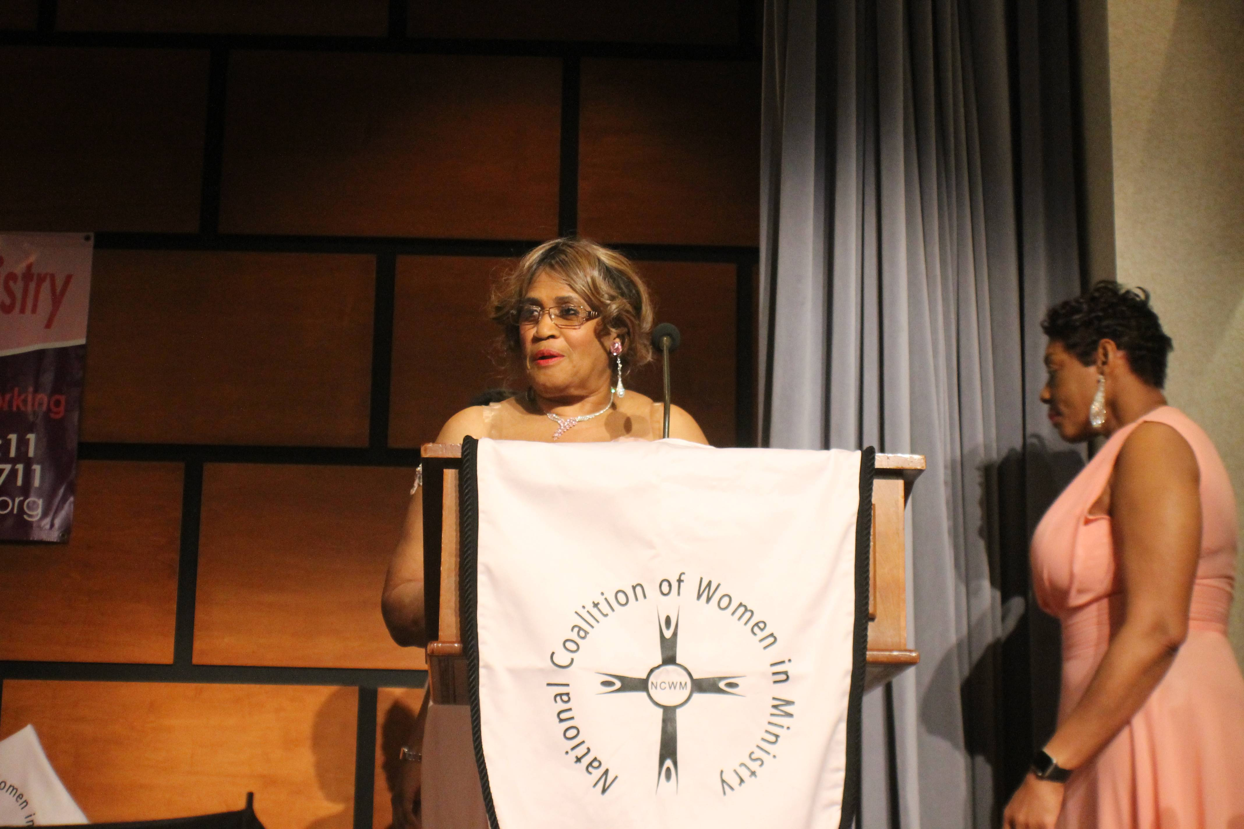 First Lady Judy Shipp, Mother of NCWM