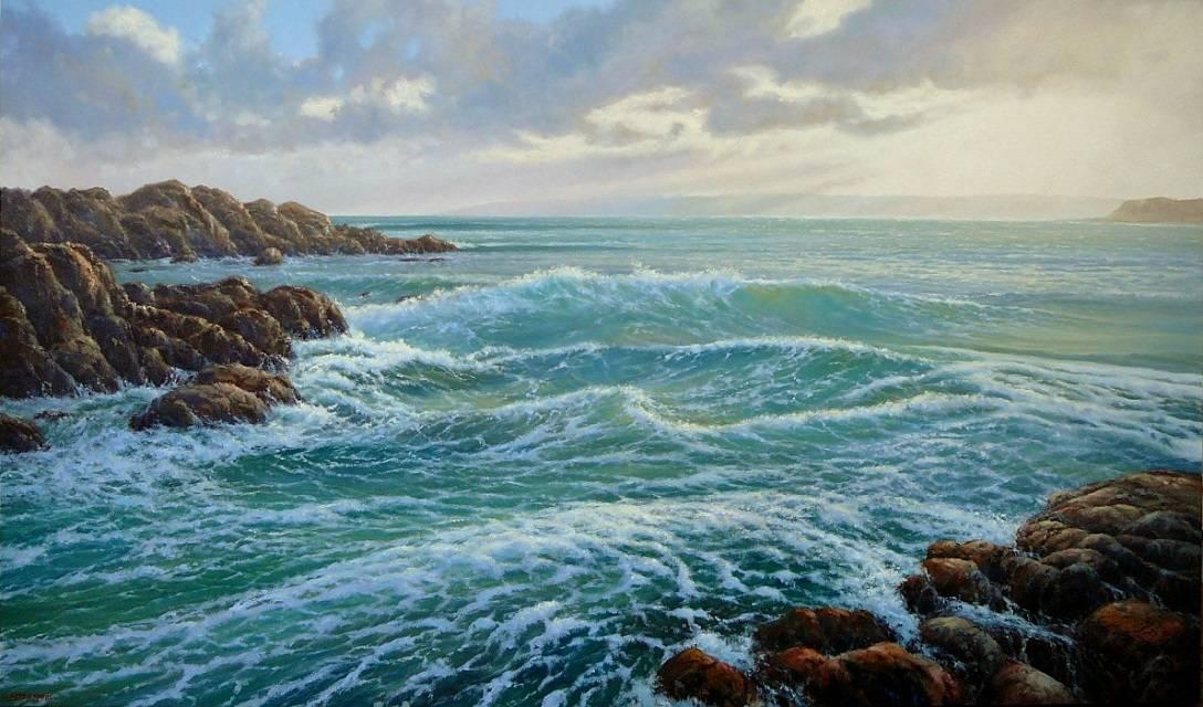Ocean Series 5 - Canal Rocks