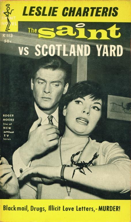 K113 - The Saint Vs. Scotland Yard