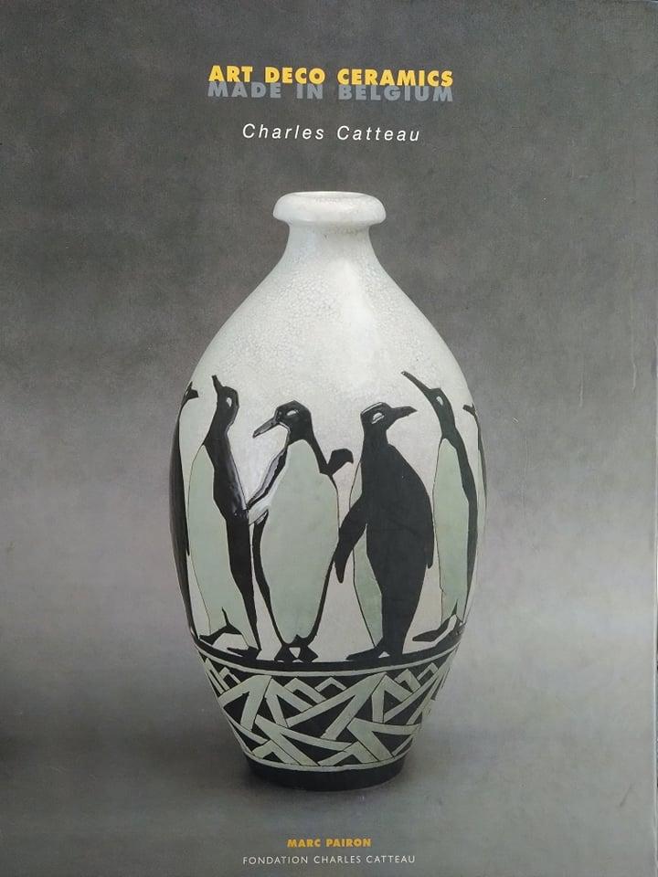 Publié dans le livre de Charles Catteau