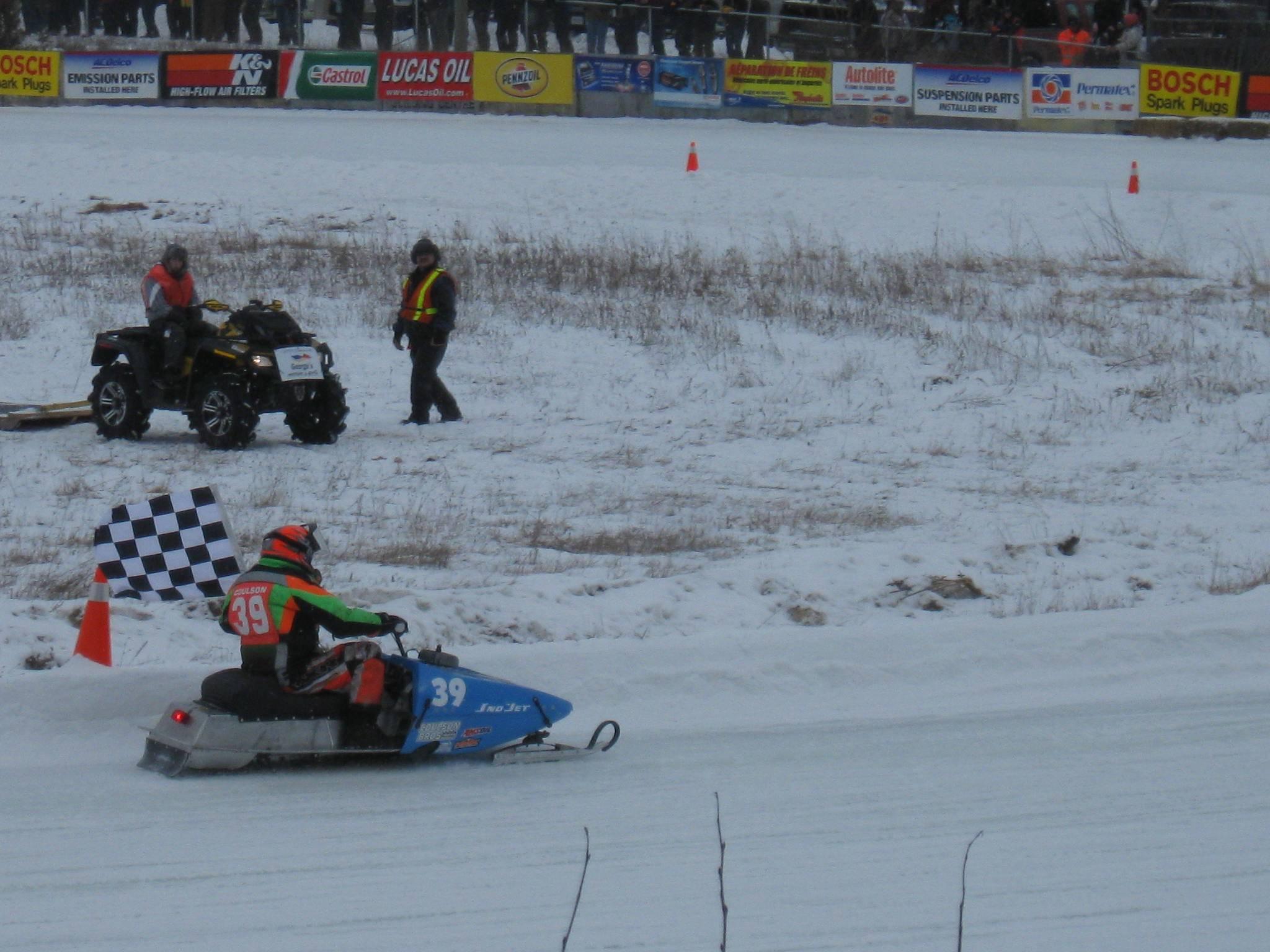 Eganville Bonnechere Cup Feb 27, 2011