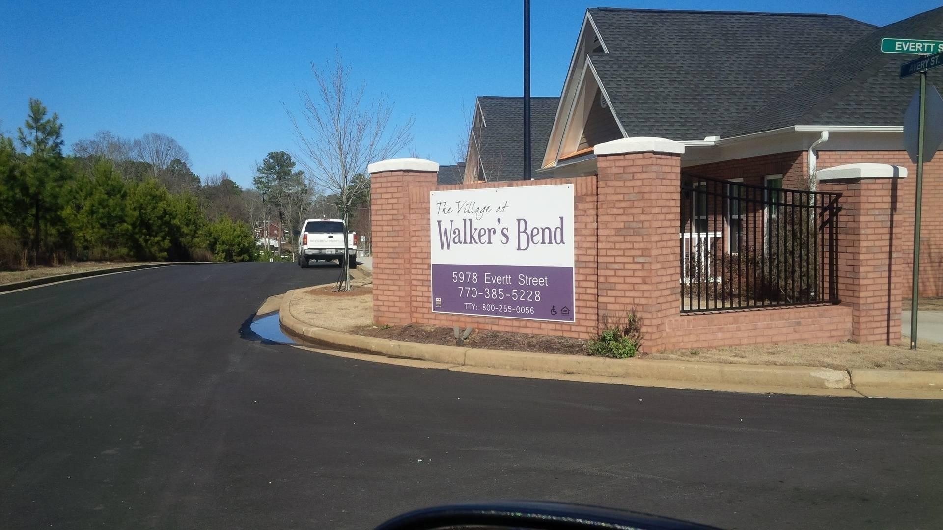 Walkers Bend