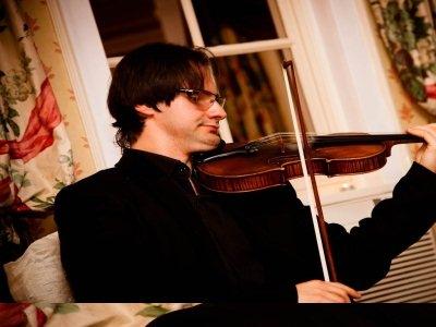 Dorin the 1st violinist